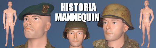 Historia Mannequin - Mannequin pour musées et collectionneurs