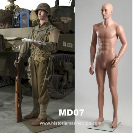 Historia Male Mannequin MD07