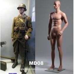 Historia Male Mannequin MD08