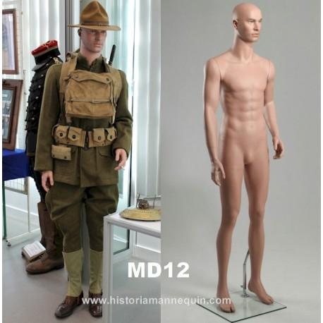 Historia Male Mannequin MD12