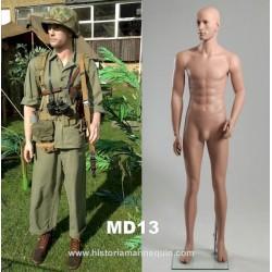 Historia Mannequin MD13