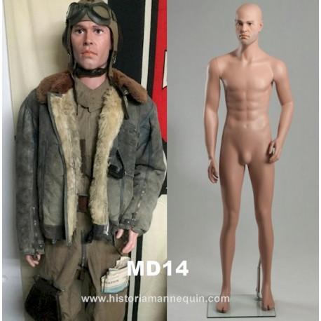 Historia Male Mannequin MD14