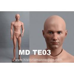 Historia Male Mannequin MD TE03