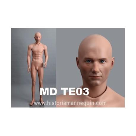 Historia Mannequin Homme MD TE03