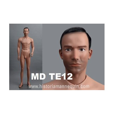 Mannequin Homme MD TE12