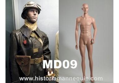 Historia Mannequin Male D09