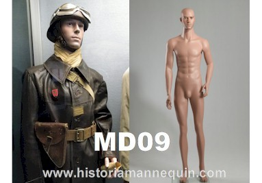 Historia Mannequin Homme MD09