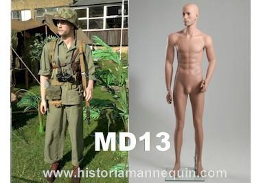 Historia Mannequin Male MD13