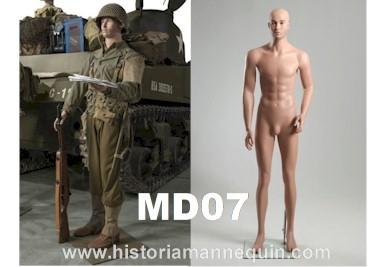 Historia Mannequin Male MD07